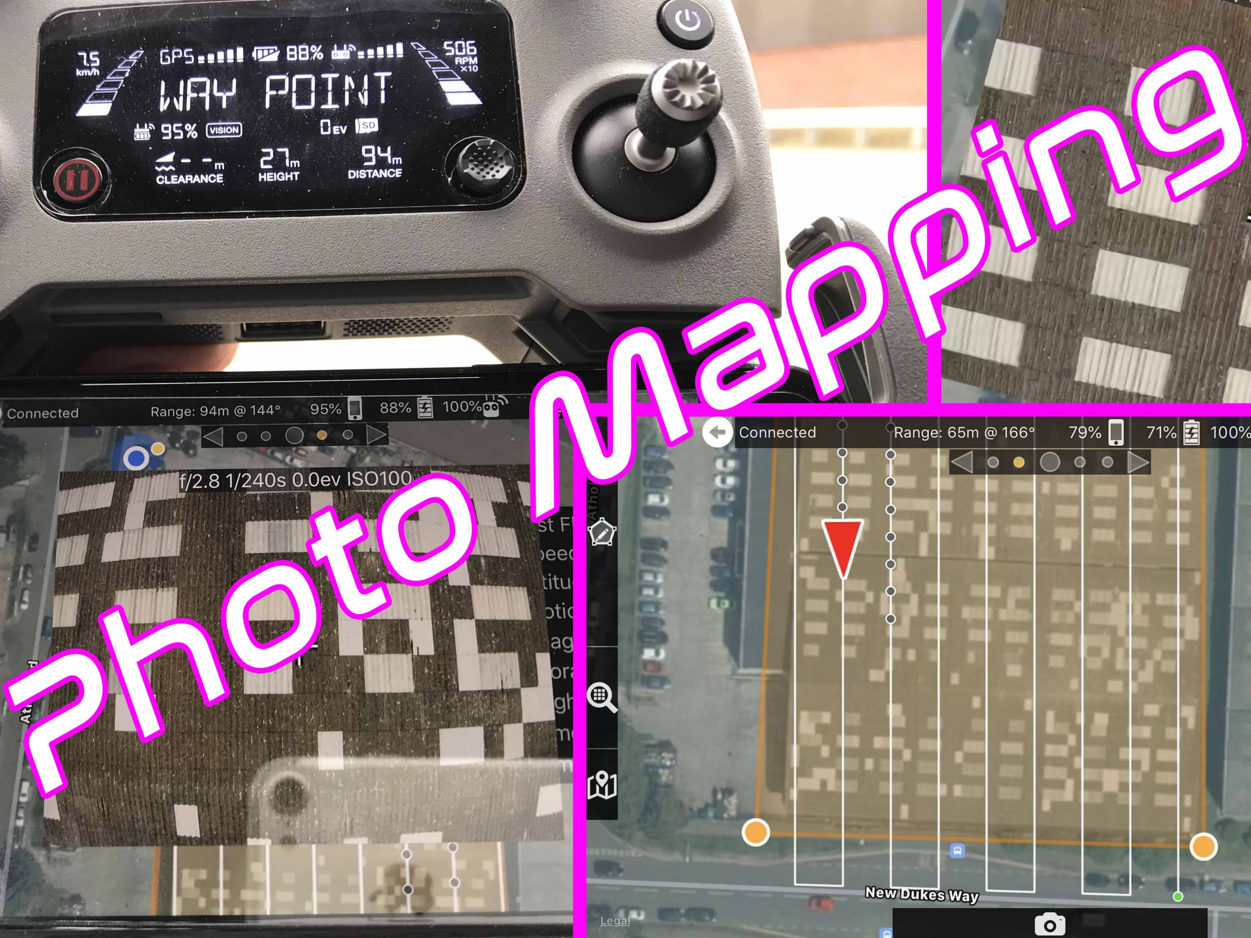 Drones and Photo Mapping